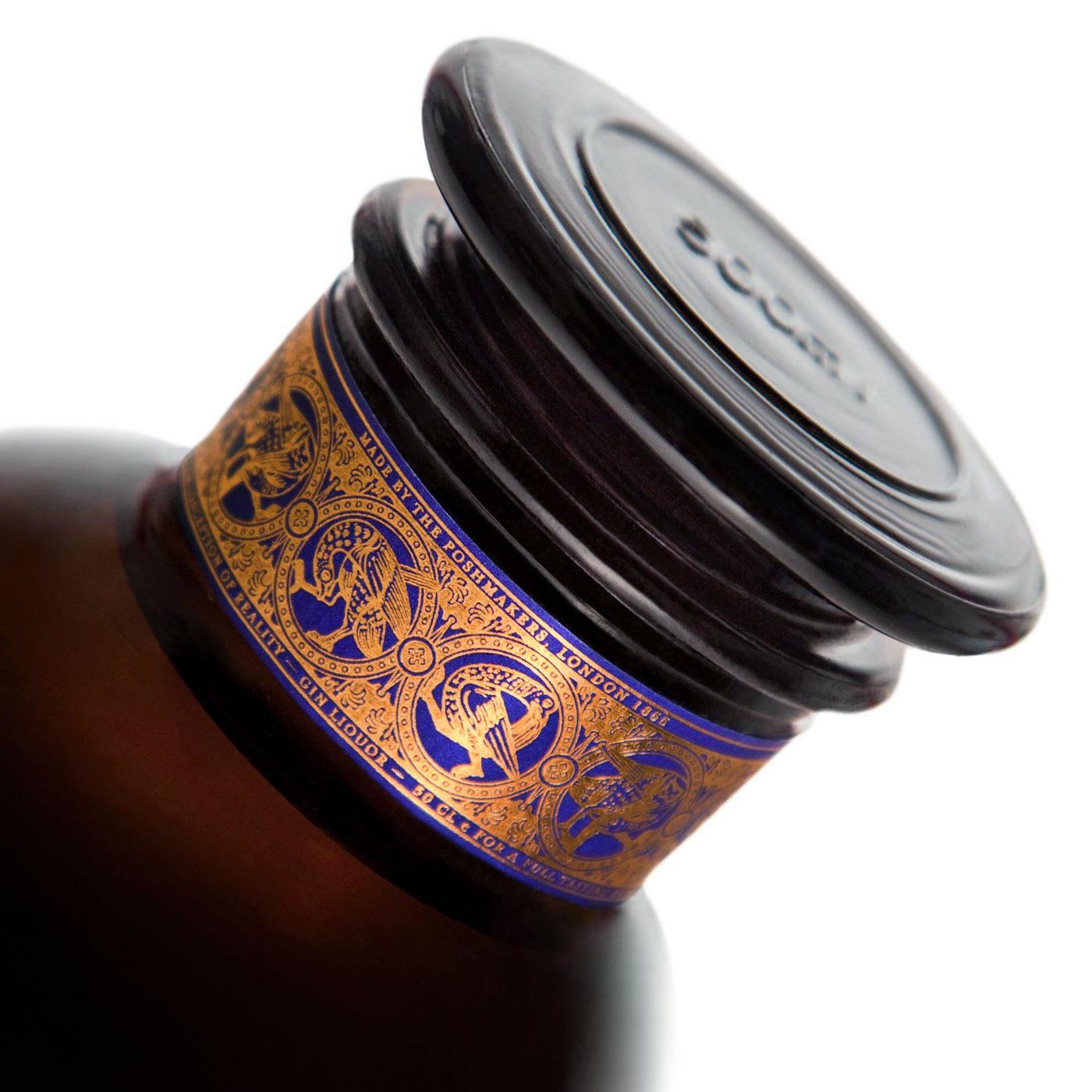 Diseño de ginebras premium