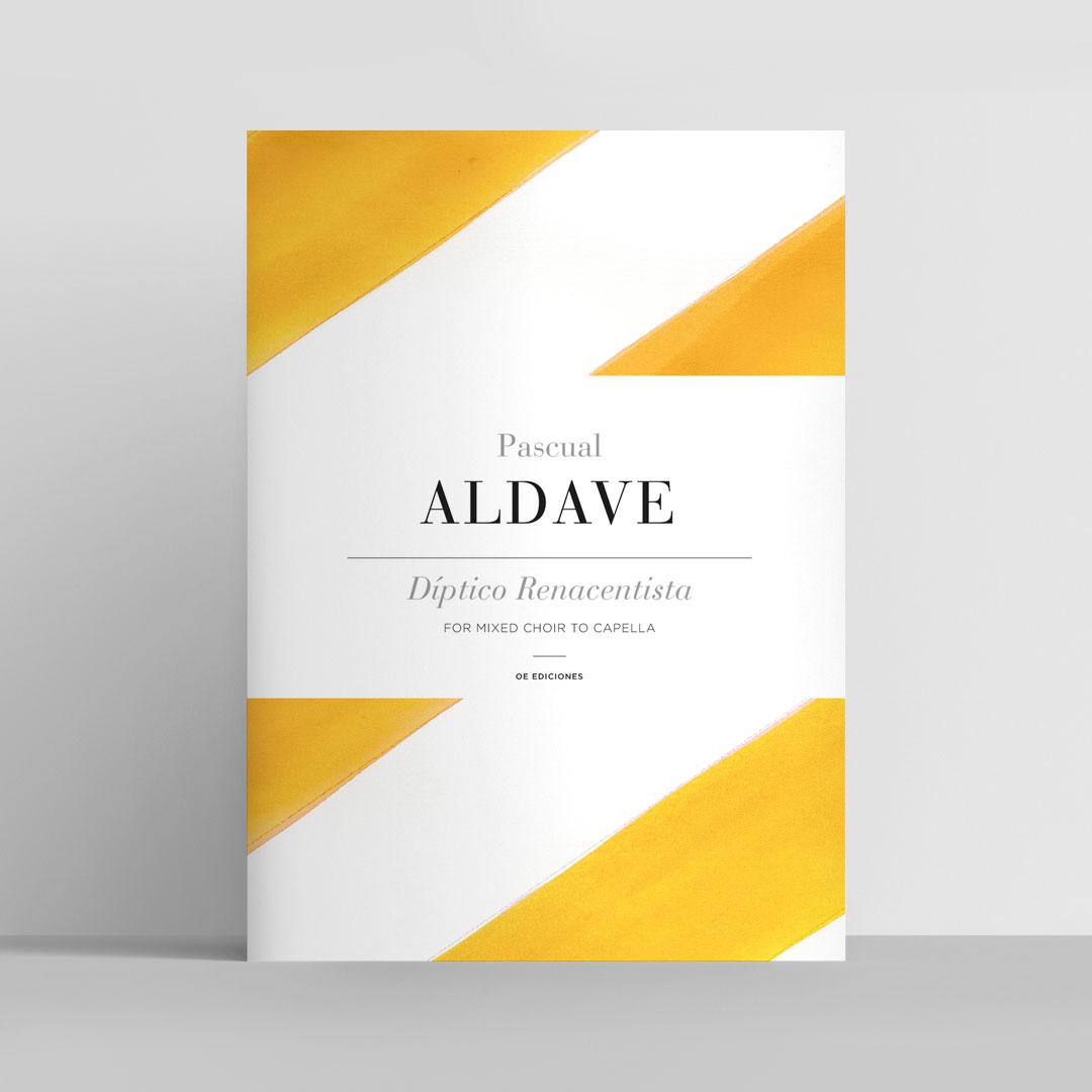 Diseño de partituras OE Oficina - Pascual Aldave