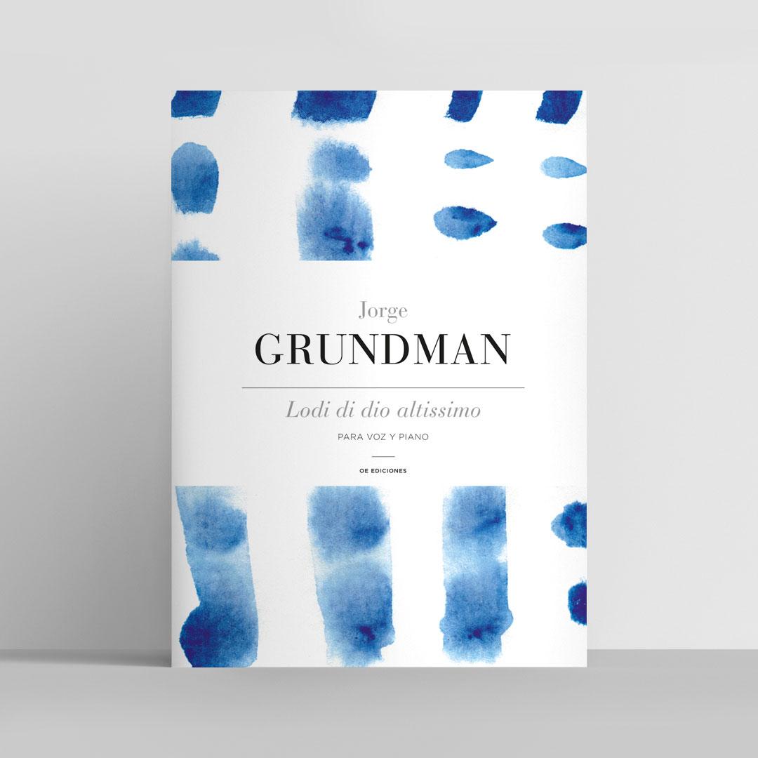 Diseño de partituras OE Oficina - Jorge Grundman