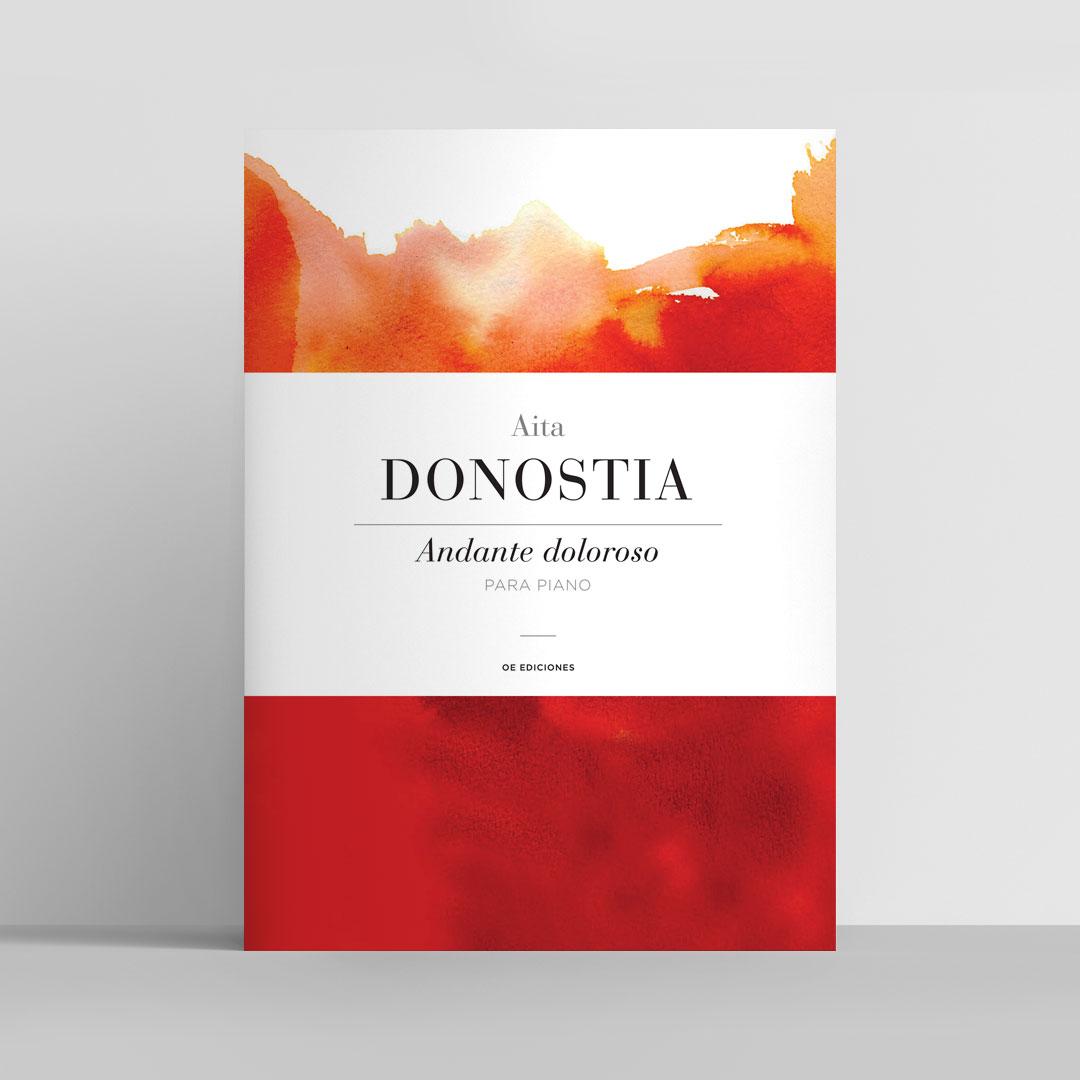 Diseño de partituras OE Oficina - Aita Donostia