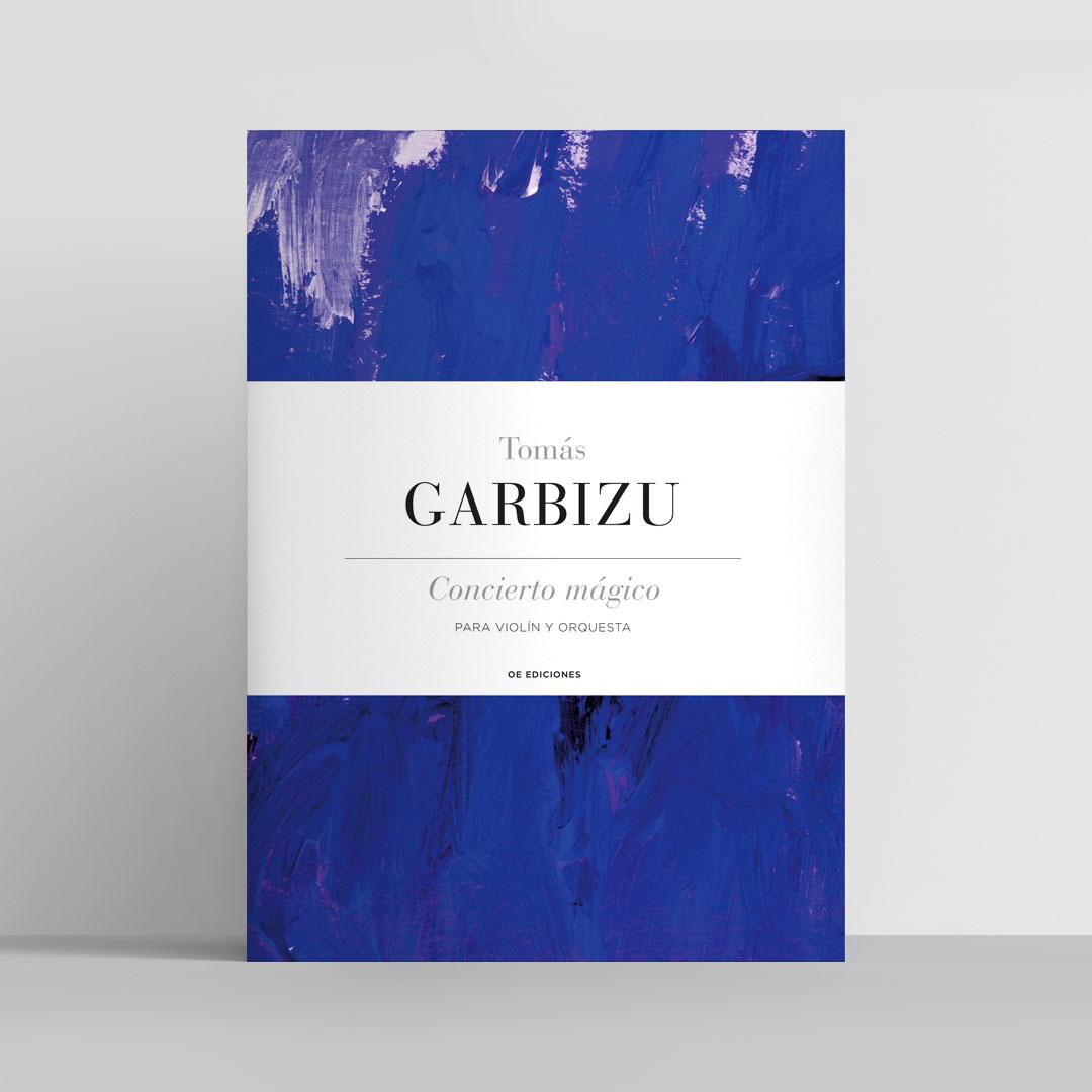 Diseño de partituras OE Oficina - Tomás Garbizu