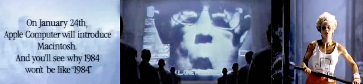 apple anuncio 1984